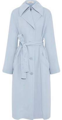 Nina Ricci Wool-Blend Trench Coat