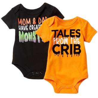 Baby Starters Halloween Bodysuits - Set of 2 (Baby)
