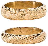 Paradigm Stripe & Aloha Ring Set