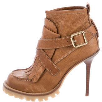 Tory BurchTory Burch Leather Ankle Boots
