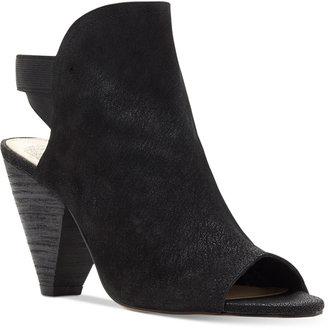 Vince Camuto Edora Cone-Heel Dress Sandals $119 thestylecure.com
