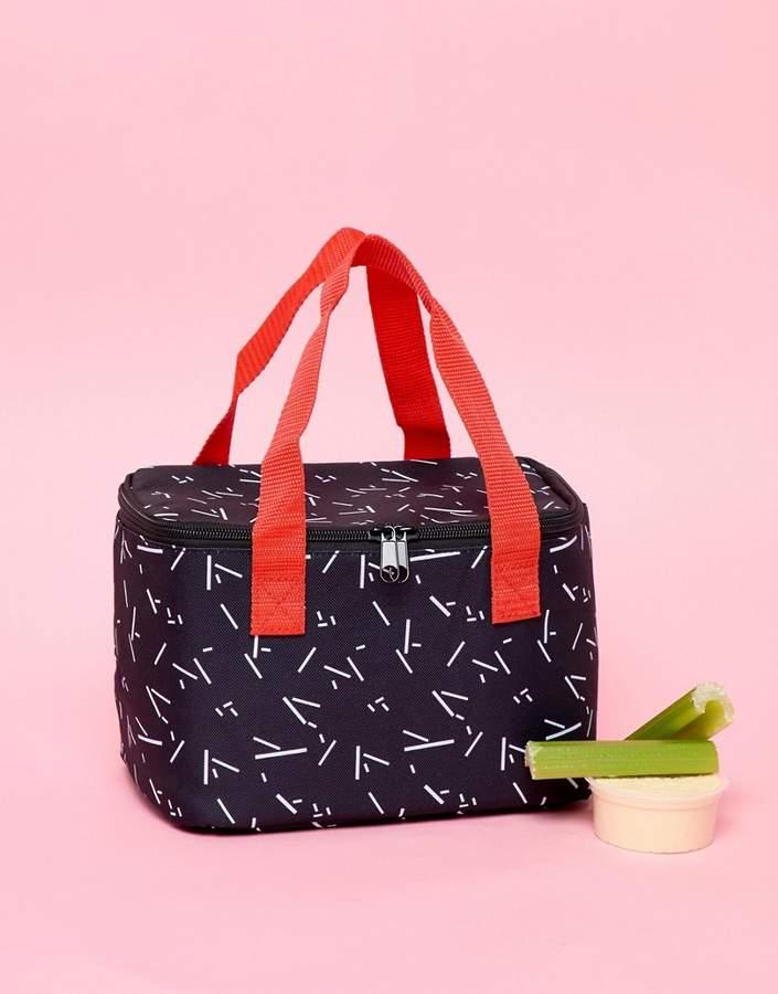 KADO Kado Sketch Print Lunch Bag