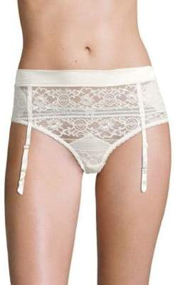 Ophelia Whistling Suspender Belt Briefs