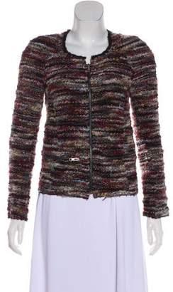 Etoile Isabel Marant Structured Long Sleeve Blazer