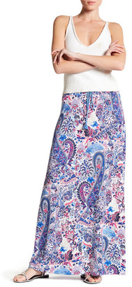 Tommy Bahama Palais Paisley Maxi Skirt $128 thestylecure.com