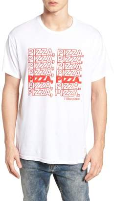 Original Retro Brand Pizza Pizza Graphic T-Shirt