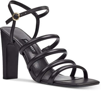 Nine West Laxian Strappy Sandals Women's Shoes