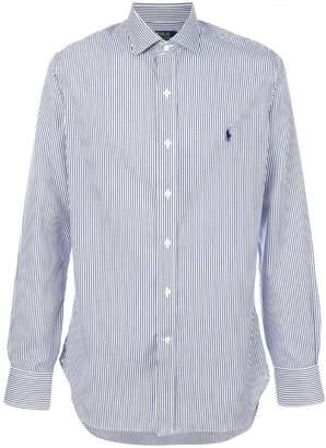 Polo Ralph Lauren striped logo shirt