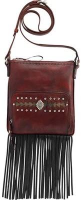 American WestWomen's American West Moon Dancer Fringe Crossbody Bag/Wallet