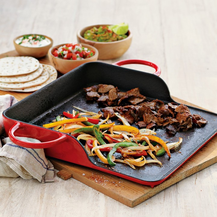 Williams-Sonoma La Plancha Cast-Iron Griddle