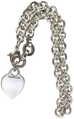 Tiffany & Co. Return to silver necklace