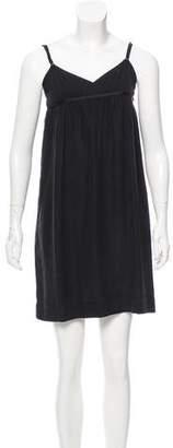 Nili Lotan Sleeveless Silk Dress