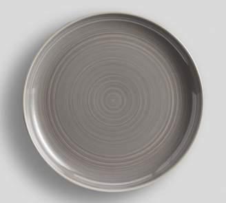 Pottery Barn Joshua Dinner Plate- Gray