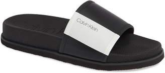 Calvin Klein Mackee Slide Sandal