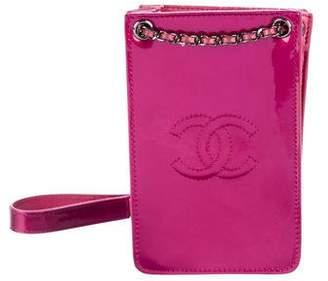 Chanel CC Crossbody Phone Holder