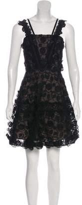 Alexis Lace Sleeveless Dress