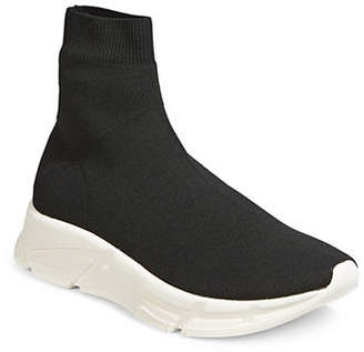 Steve Madden Bitten Sock Knit Sneakers