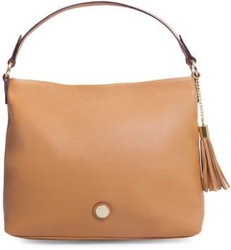 Anne Klein Soft Large Milled Hobo Bag