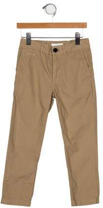 Burberry Boys' Woven Straight-Leg Pants