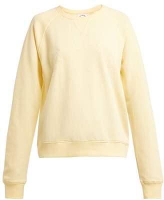 The Upside Bondi Cotton Sweatshirt - Womens - Yellow