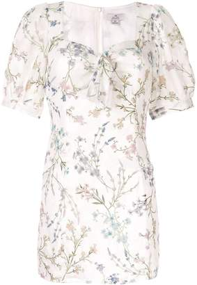 We Are Kindred Ambrosia sweetheart dress