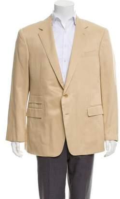 Ralph Lauren Purple Label Silk Two-Button Blazer w/ Tags