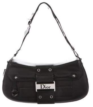 Christian Dior Leather Street Chic Columbus Bag