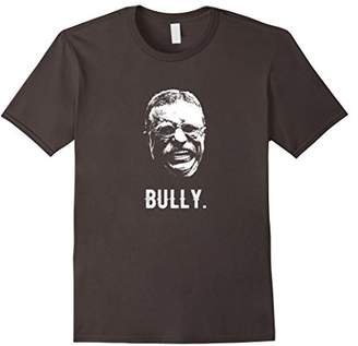 Teddy Roosevelt Smiling Bully T-Shirt