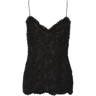 Georges Rech Black Lace Tops