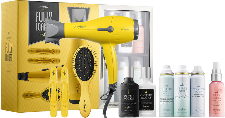 Drybar Buttercup Fully Loaded Set Image