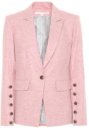 Veronica Beard Steele Dickey wool-blend blazer