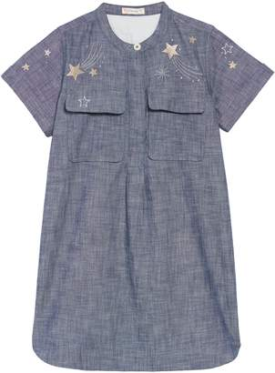 J.Crew crewcuts by Chambray Popover Dress