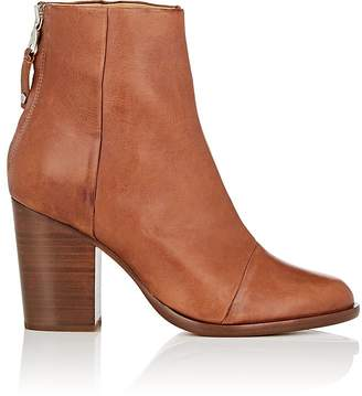 Rag & Bone WOMEN'S ASHBY LEATHER ANKLE BOOTS