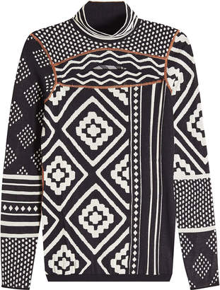 Proenza Schouler Knit Pullover with Cotton and Mohair