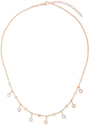 Jacquie Aiche Diamond, moonstone & rose-gold necklace
