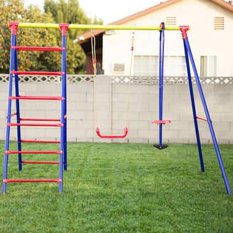 Outward Burke Swing Set