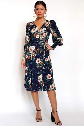 Yumi Kim Newbury Silk Dress