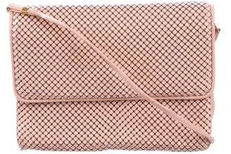 Whiting & Davis Chain-Mail Shoulder Bag