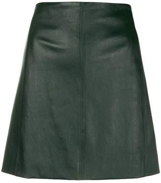 Joseph A-line mini skirt