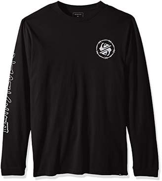 Quiksilver Men's Critical Dates Long Sleeve Tee