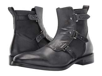 John Varvatos Collection Fleetwood Pin Strap Boot