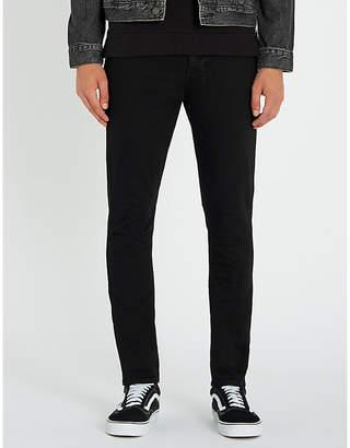 Ksubi Chitch slim-fit high-rise stretch-denim jeans