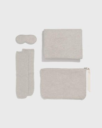 BEIGE Le Kasha Light Cashmere Travel Set