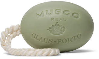 Claus Porto Classic Scent Soap On A Rope, 190g - Colorless