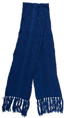 Gerard Darel Wool Knit Scarf w/ Tags