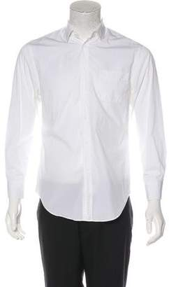 Band Of Outsiders Woven Dress Shirt