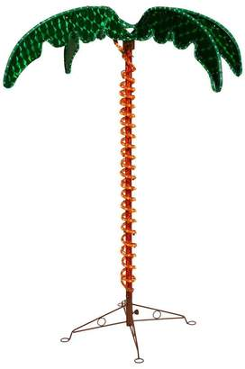 Vickerman 4-1/2' LED Rope Light Palm Tree