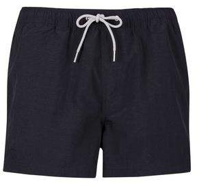 Burton Mens Black Regular Pull On Swim Shorts