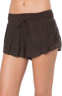 O'Neill Meyer Woven Shorts $39.50 thestylecure.com