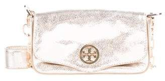 Tory Burch Metallic Mini Crossbody Bag